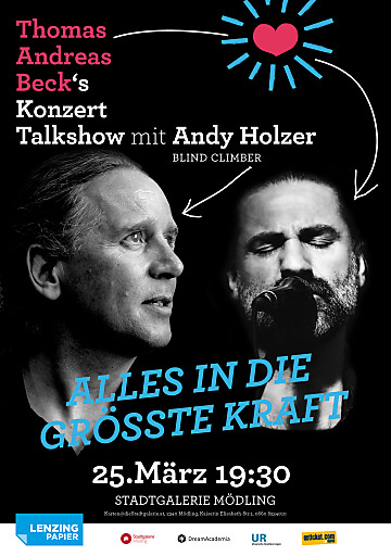 Andy Holzer und Thomas Andreas Beck, live 25.3.2015, Stadtgalerie Mödling