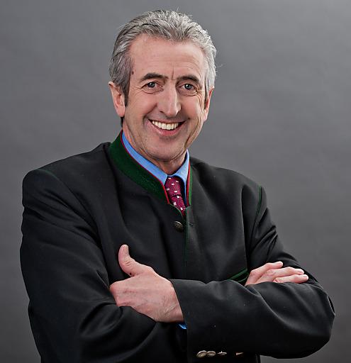 Josef Falkner, Präsident der Tiroler Tourismus Vereinigung