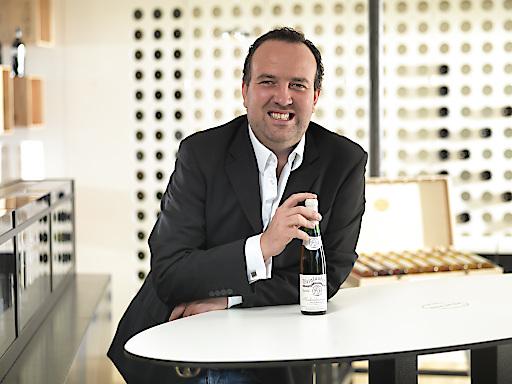 Gerhard Kracher, Geschäftsführer von Kracher Fine Wine GmbH und finewineshop.com