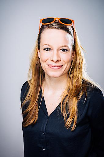 Lena Pösl, 33, COO bei whatchado GmbH