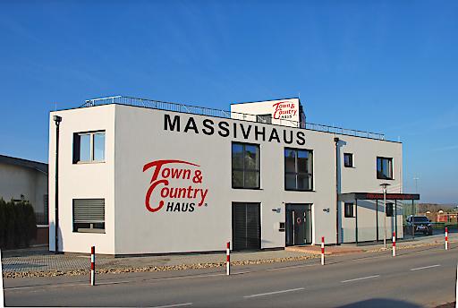 Town & Country Beratungszentrum, neue Firmenzentrale von Town & Country Haus Österreich in Spillern