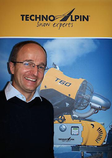 TechnoAlpin Austria Geschäftsführer Martin Eppacher