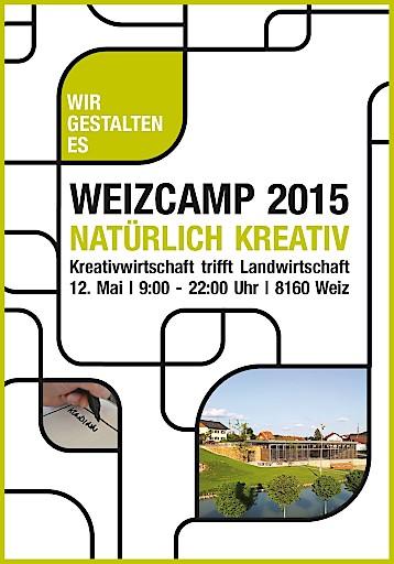 WEIZCAMP 2015 am 12. Mai 2015 im Garten der Generationen, Ortsteil Krottendorf