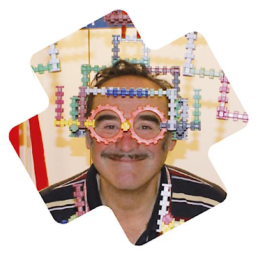 Erich Kollin, der Erfinder vom er-Stone® Konstruktionsbaustein
