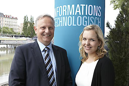 http://www.apa-fotoservice.at/galerie/6664/ Alexander Falchetto (APA-IT) und Alexandra Grohmann (TRENDONE GmbH) gaben beim APA-IT-BusinessBreakfast Antworten auf Fragen, die digitaler Wandel für Publisher aufwirft.