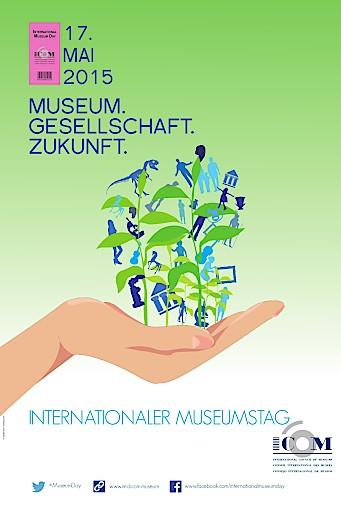 38. INTERNATIONALER MUSEUMSTAG am 17. Mai 2015 in ganz Österreich