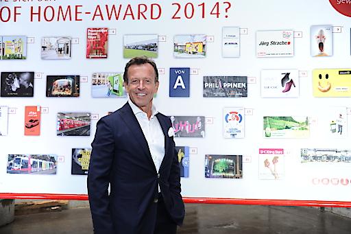 Gewista CEO KR Karl Javurek, Gastgeber der 32. Gewista Plakatparty im Wiener Rathaus