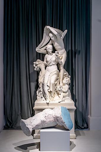 (c) Arnulf Rainer Museum, Foto: Kollektiv Fischka