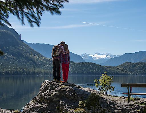 Das Salzkammergut ist Österreichs beliebteste Ferienregion für den Sommerurlaub 2015.