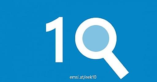 Release-Logo zur neuen Version des Emsisoft Emergency Kit 10
