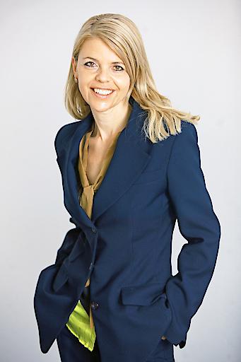"""GALLEY Brigitte, neue Leiterin für Marketing und Anzeigenverkauf bei der """"Wiener Zeitung""""."""