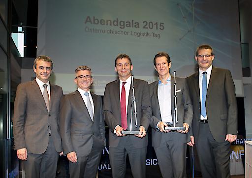 Post gewinnt Österreichischen Logistikpreis