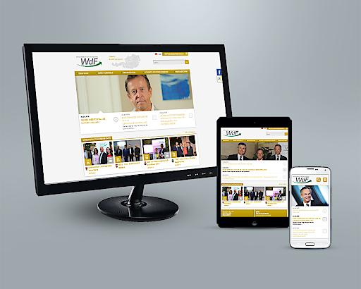 WdF-Website jetzt auch für Smartphones und Tablets nutzbar