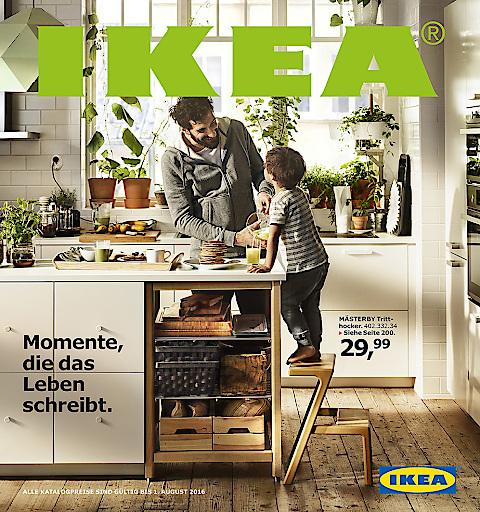 IKEA Katalogcover