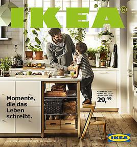 Ab 17 August Gibt Es Den Neuen Ikea Katalog Alles Dreht Sich Nur