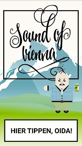 "Soundboard-App ""Sound of Vienna"" - App-Screenshot"