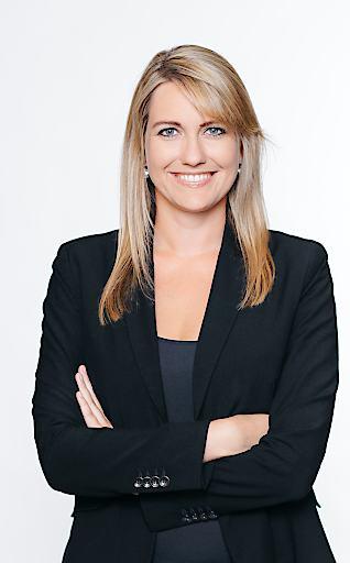 Marlene Auer, Chefredakteurin des Horizont