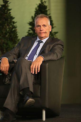 BUndesratspräsident Dr. Gottfried Kneifel auf der Kommunalmesse 2015