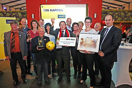 Die Gewinner des IMPULS Innovationspreises