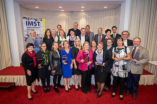 IMST-Award Gewinner 2015