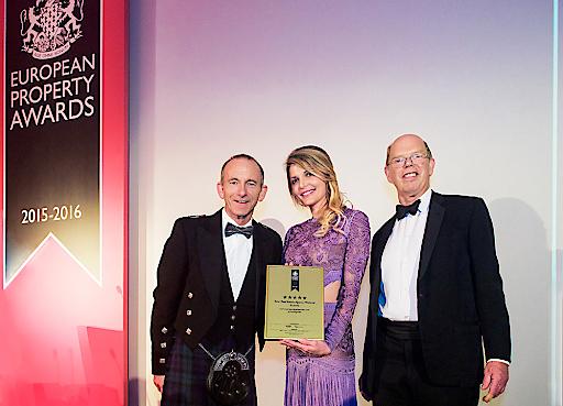 Verleihung der European Property Awards in London