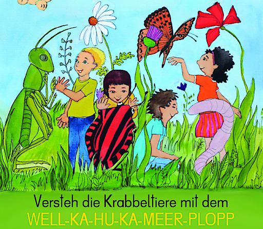 """Bild am Unterrichtsheft vom Verein """"Tierschutz macht Schule"""": Illustration: Isabella Scherabon www.tierschutzmachtschule.at"""