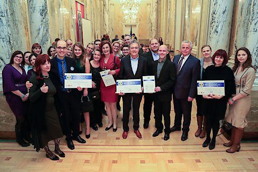 http://www.apa-fotoservice.at/galerie/7270/ Verleihung des Betrieblichen Sozialpreises 2015