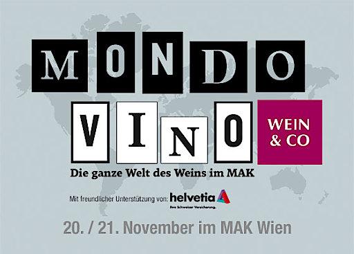 MondoVino 2015 - Die ganze Welt des Weins im MAK