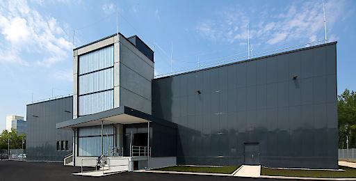 Neuer Rechenzentrumsstandort von next layer bei e-shelter im Süden von Wien