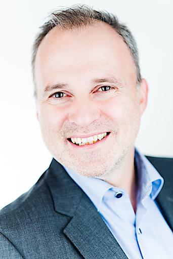 Jürgen Grabmüller (45) Verkaufsleiter Österreich