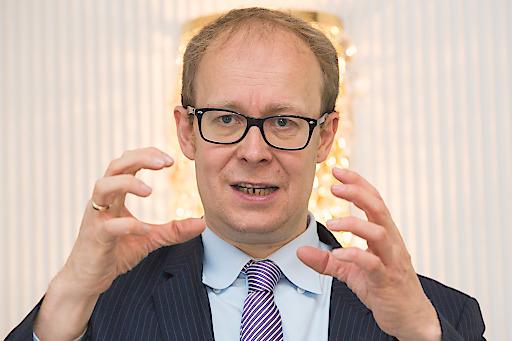 Justus Haucap, Direktor des Düsseldorfer Instituts für Wettbewerbsökonomie (DICE)