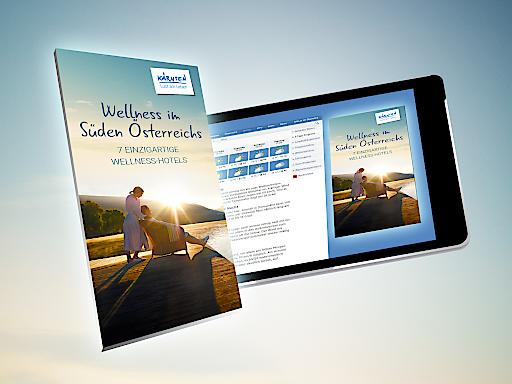 Die Wellness-Kampagne der Kärnten Werbung wurde gemeinsam mit der Digital Agentur elements umgesetzt.
