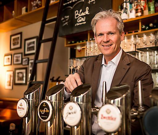 Karl Schwarz, Brauerei-Chef und Inhaber der Privatbrauerei Zwettl
