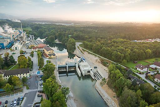 Im niederösterreichischen Hausmening an der Ybbs hat die Soravia Group ein umweltfreundliches und effizientes Wasserkraftwerk errichtet. Jetzt wurde es an Wien Energie verkauft.