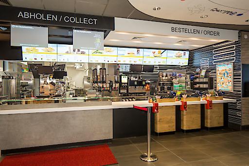 Kompromisslose Frische und Qualität: Bis Jahresende implementiert McDonald's Österreich sein innovatives Küchen- und Servicekonzept flächendeckend.
