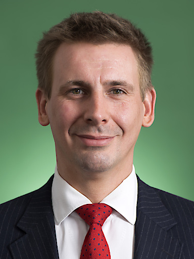 Porträtfoto Alexander Haas, Counsel Wolf Theiss