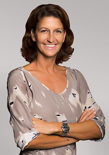 Geschäftsführerin Ursula Gastinger