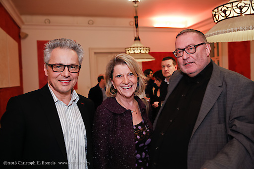 Wolfgang Kaiser, Christine Grünwald, Robert Smejkal
