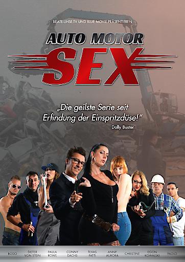 """""""Auto, Motor, Sex"""" - In der neuen Serie lässt es Beate-Uhse.TV zum 15. Sendergeburtstag ordentlich krachen"""