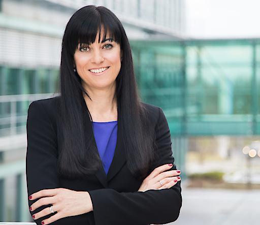 Sandra Babylon, Managing Director im Geschäftsbereich Financial Services und Leiterin der Women Initiative bei Accenture im deutschsprachigen Raum