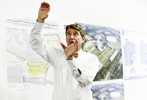 ATP Designmeeting mit Univ.-Prof. Christoph M. Achammer, CEO und Partner ATP architekten ingnieure
