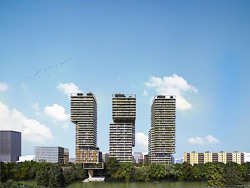 Einen optimalen Mix aus attraktivem Wohnraum und verkehrsgünstig gelegener Business-Location bietet das Bauprojekt TrIIIple.