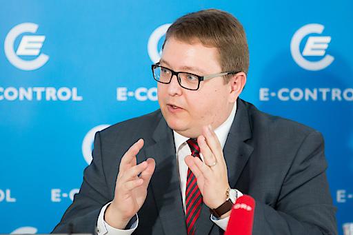 Der Wettbewerb am heimischen Strom- und Gasmarkt ist zuletzt intensiver geworden, betonte Martin Graf, Vorstand des Energieregulators E-Control.