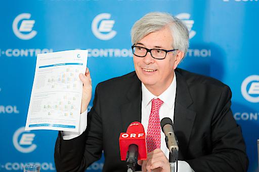 1,6 Millionen Haushalte und Betriebe wechselten seit der Liberalisierung ihren Strom- und Gasanbieter, sagte E-Control-Vorstand Walter Boltz.