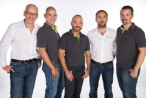 das Team der Schwerpunktpraxis Schalk:Pichler