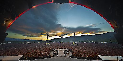 "AC/DC ""Rock or Bust"" Spielberg am 14. Mai 2015"