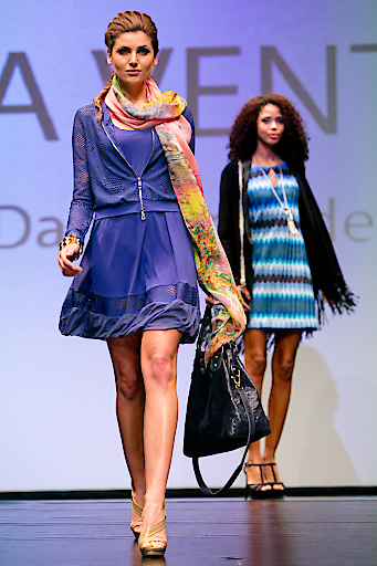 Großes Highlight im Rahmen der Fashion Weeks ist die Modeschau im Mönchsberg am 4. Mai.
