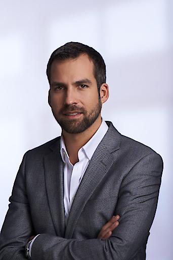 Marvin Lange, Geschäftsführer maxdome