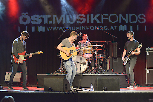LEMO live beim 10-Jahre-Musikfonds-Fest
