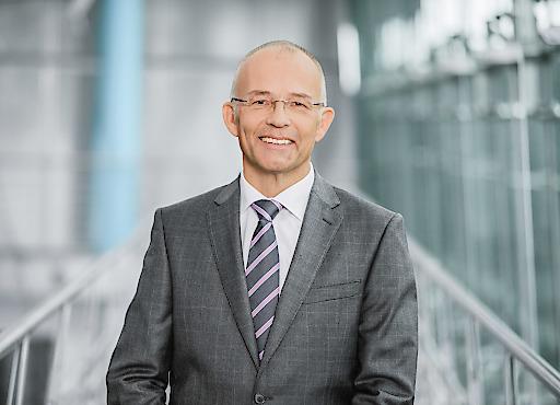Dr. Claus Jessen, seit 01. Januar 2016 der neue Vorstandsvorsitzende der Festo AG